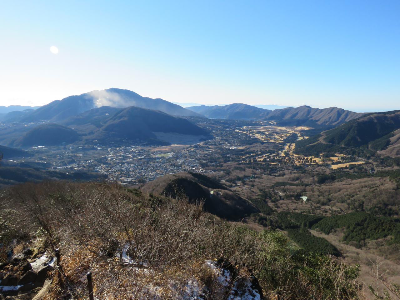 山歩きの天国箱根での登山で火山が生んだ恵みの数々を満喫