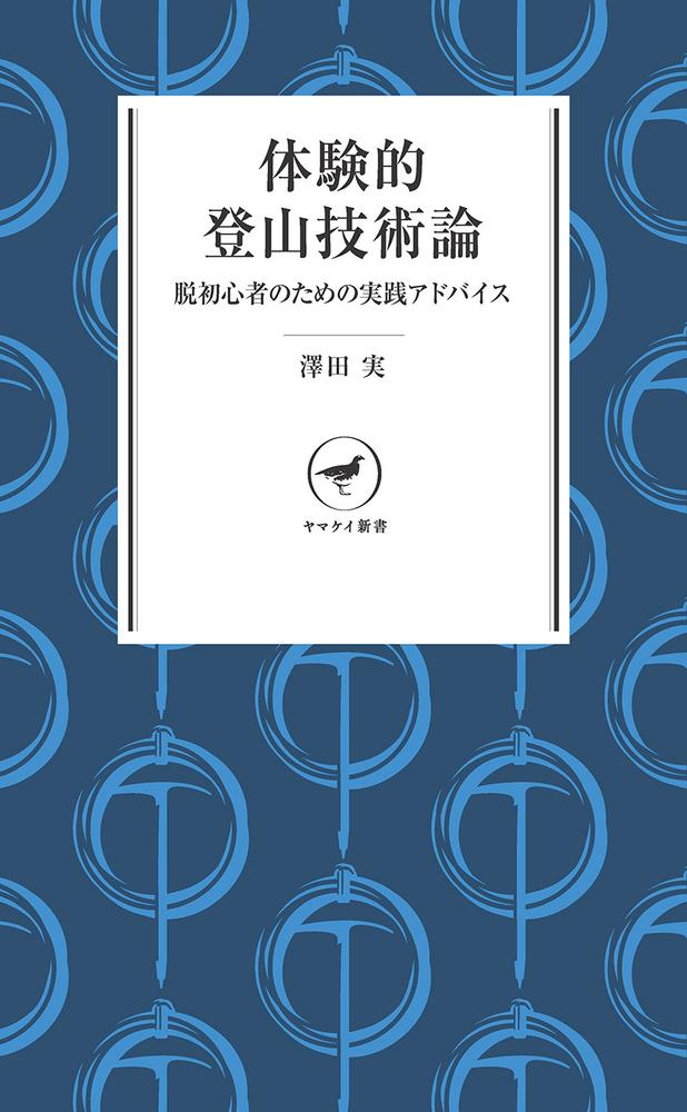 『ヤマケイ新書 体験的登山技術論 登山中級者に贈る実践アドバイス』