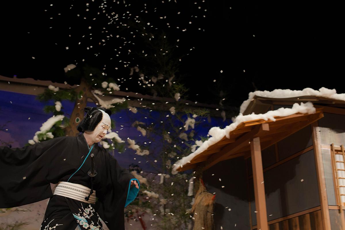 小鹿野歌舞伎より(写真=吉田智彦)