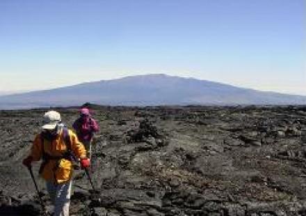 マウナケア山・マウナロア山登頂...