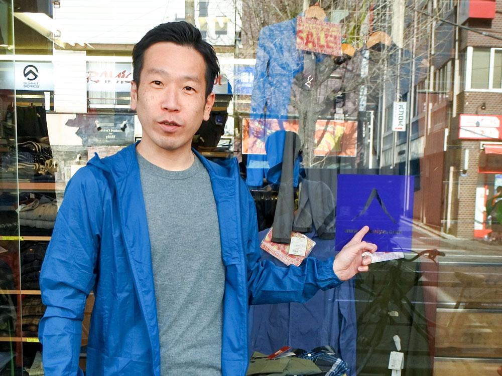 57e712089367 そこで今回は、さかいやスポーツ 高橋さんに、登山を始めるにあたって知っておきたい服装選びの基本について聞いた。
