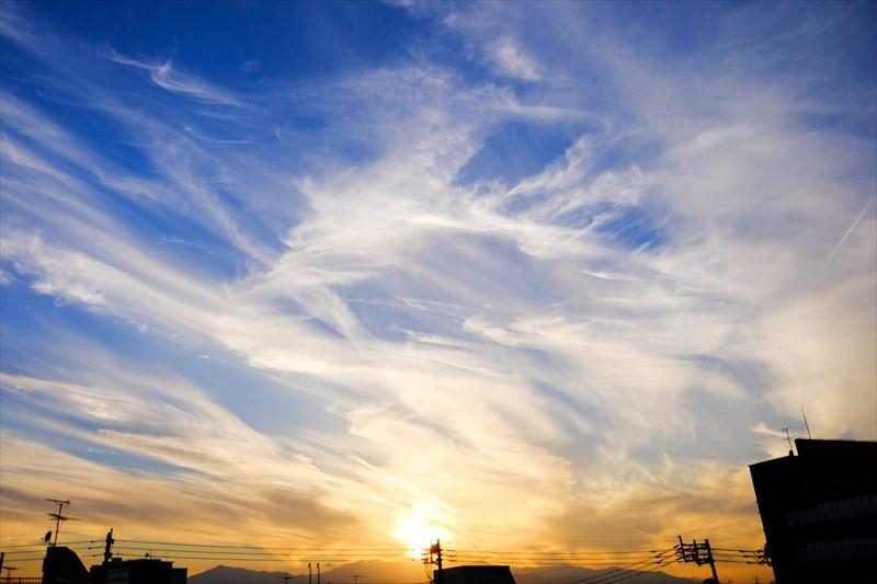 朝のたくさんのわた雲は要注意! 知っていると便利な観天望気 YAMAYA ...