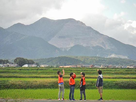 ヤマビルが藤原岳に集まる理由