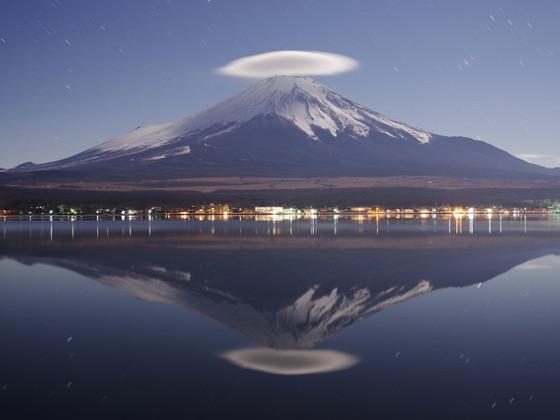 山岳気象特有の「山越え気流」