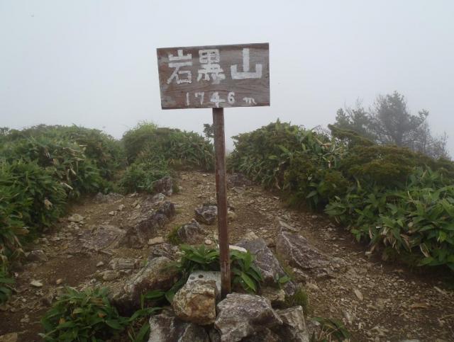 岩黒山 - いわぐろやま:標高1,746m-中国・四国 - Yamakei Online / 山と溪谷社