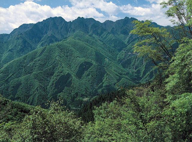 両神山 - りょうかみさん:標高1,723m-関東:北秩父 - Yamakei Online ...
