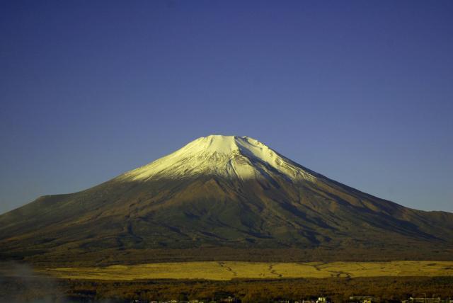 富士山 - ふじさん:標高3,776m-...