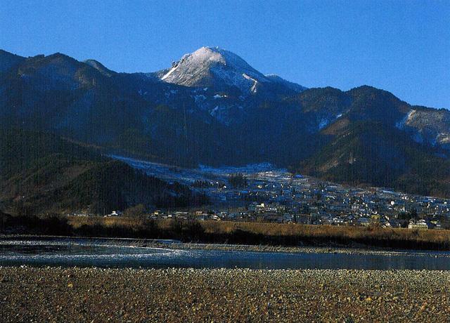 冠着山 - かむりきやま:姨捨山(おばすてやま):標高1,252m-上信越 ...