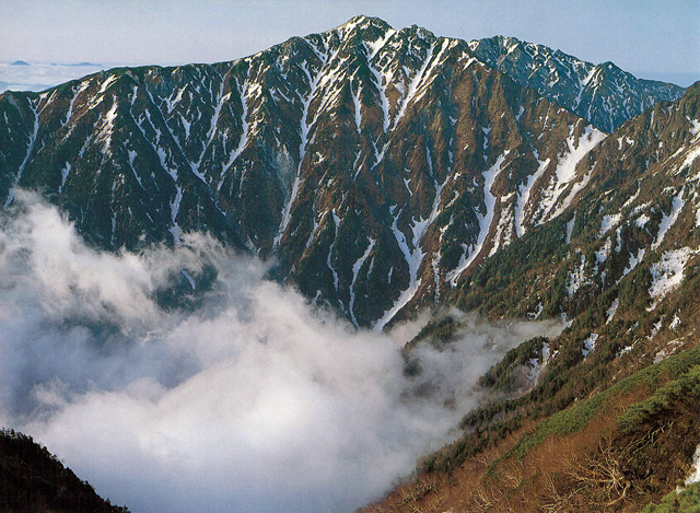 空木岳 - うつぎだけ:標高2,864m-中央アルプス:中央アルプス - Yamakei Online / 山と溪谷社