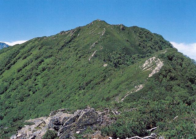 アサヨ峰 - あさよみね:標高2,7...