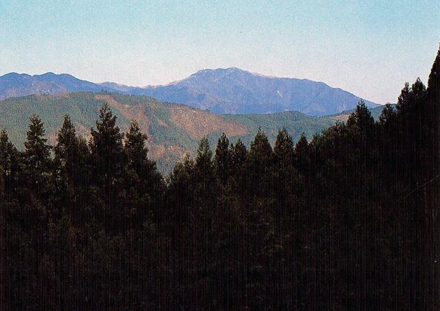 中津山 - なかつさん:明神山(みょうじんさん):標高1,541m-中国 ...