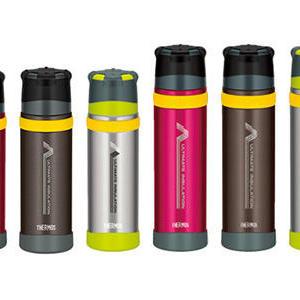 保温力&保冷力バツグン! 山専用の機能的ボトルが便利過ぎる